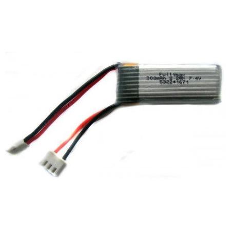 LI-PO 7,4V/300mA