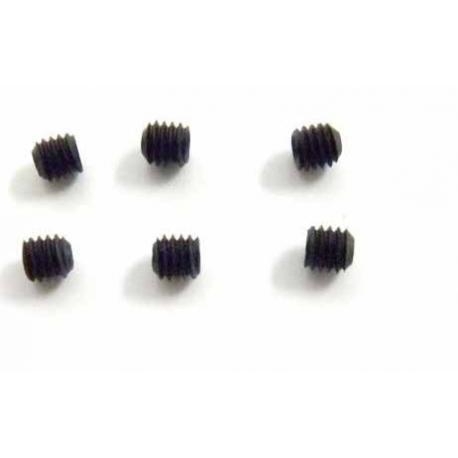 VIJAKI ZATIČNI HIMOTO M4X4mm(6K)-31063