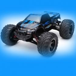 MONSTER TRUCK CHALLENGER TURBO/40Km/h/1:12 //2,4GHz RTR