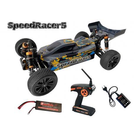 DF-SPEED RACER 5 BUGGY BREZKRTAČNI 1:10 RTR(60KM/H)
