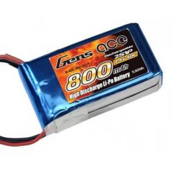 LI-PO 2S/7,4V/800mA/40C