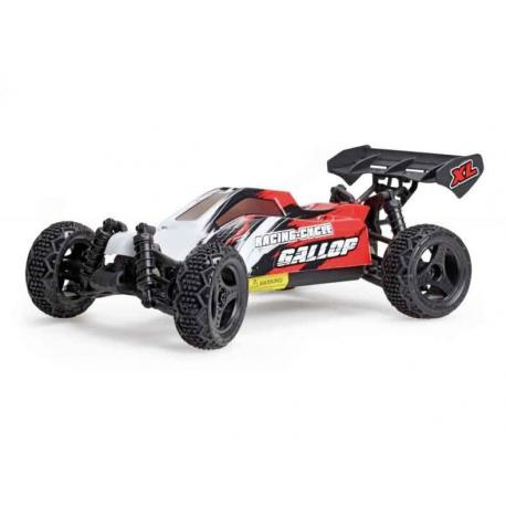 RC BUGGY GRAUPNER 4WD 2,4GHz RTR-1:18