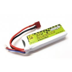 LI-PO 7,4V/1800mA/40C/2S/GPX EXTREME