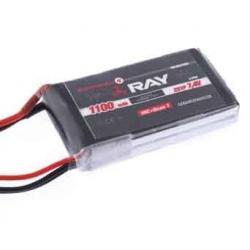 LI-PO 7,4V/1100mA/30C/T-RAY-PELIKAN
