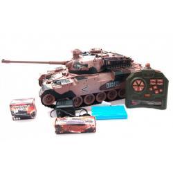 TANK M60 VICTOR 1:18 /RTR/ZVOK IN STREL