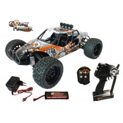 GHOST FIGHTER 1:10/4WD/2,4GHz/RTR/VODOODPOREN