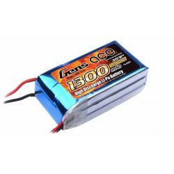 LI-PO 11,1V/1300mA/GENS/25C