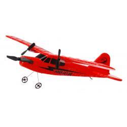 PIPER J-32 CUB/2,4GHz/RTR/RAZPON KRIL 34cm-RDEČ