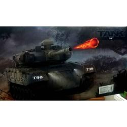 RUSKI TANK T90-1:18/RTR/ZVOK IN STREL-ZEGAN