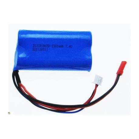 LI-ON 7,4V/1500mA/MJX -F645