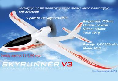 SKY RUNER V3