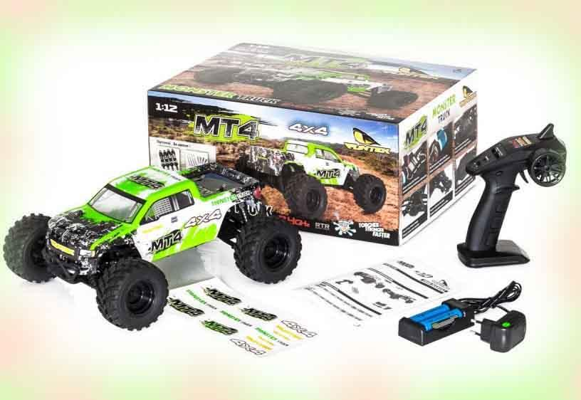 RC AVTO 1:12/MT 4WD RTR